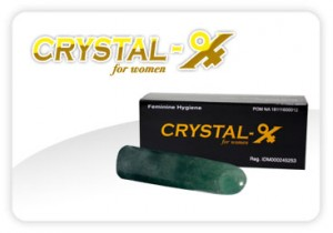 Natural Crystal X
